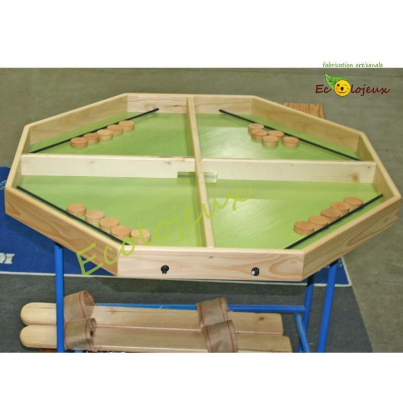 Grand jeu en bois de palets à Elastique