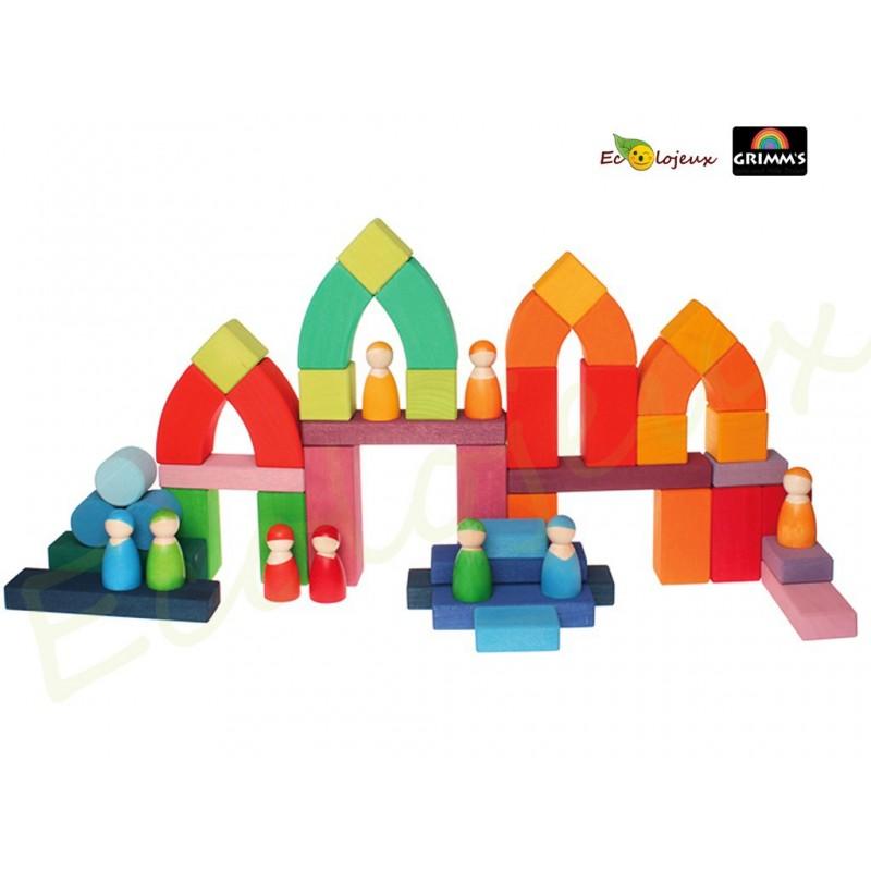 Romanesque Grand Puzzle Grimm's