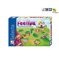 Feelina Jeu d'obbservation fine