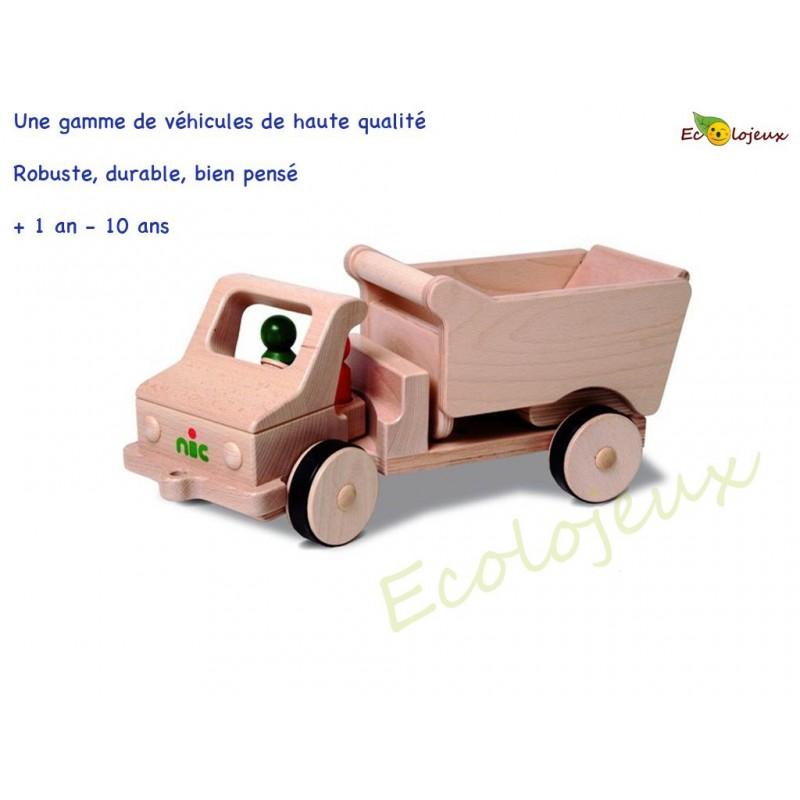 Camion benne Cremobil