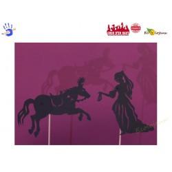Ombres chinoises Coco d'en Haut Théâtre Marionnettes 3770003293163