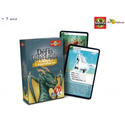 DEFIS NATURE CREATURES LEGENDAIRES bIOVIVA