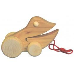jouet à tirer bois jouet à pousser 1an