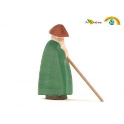 Figurine en bois Berger...