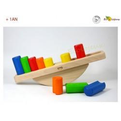 montessori Jeu de Balance et poids  34610