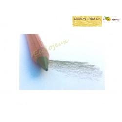 Crayon OR Lyra Super Ferby Non laqué mine large 250 WALDORF Dessin
