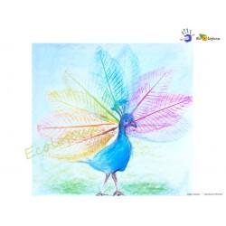 Crayons cire Stockmar Cire d' ABEILLE à  dessiner WADORF STEINER