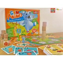 Gymanimo BIOVIVA GYM ANIMO jeu français jeu psychomotricité 3 ans 4 ans 5 ans 6 ans 7 ans