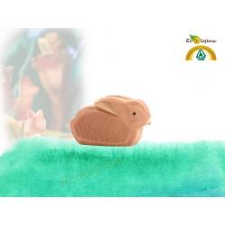 jouet waldorf animal en bois fait main Ostheimer