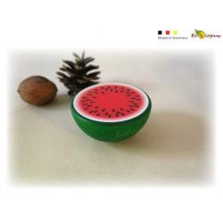Dinette en bois FRUIT Pastèque, dinette durable, écologique, naturelle, écolo, ERZI, 12340