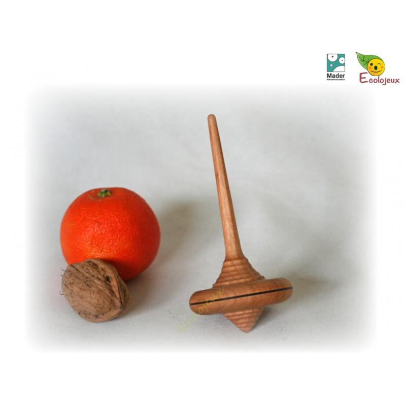 toupie en bois Mader Ibis Jouet Bois Toupie collectionneur