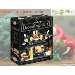 Kosmopoli:t Jeu coopératif d'ambiance  Editions Opla- 10 ans - adulte Jeu français original Cosmopolit