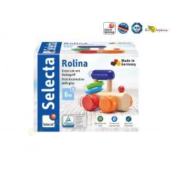 Jouet bois bébé Rolina selecta 61028 - idéal dès 6 mois