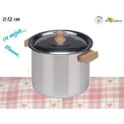 Dinette Fait-tout Bois-métal dinette durable ecolo matière naturelle 530134 gluckskafer