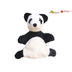 Marionnette à main Bio Panda Cadeau naissance bio Cadeau naissance Jouet Bois Jouet naturel, Jouet Waldorf