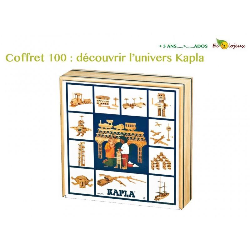 Kapla coffret 100