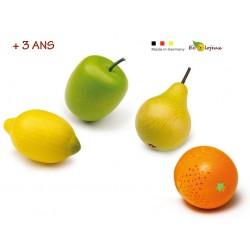 fruit en bois Dinette Jouet bois écologique Jouet bois Naturel