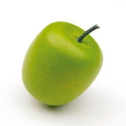 fruit en bois Dinette Jouet bois écologique Jouet bois Naturel Pomme en Bois