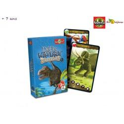 Défis Nature Dinosaure  Jeu Défis Nature Dinosaure