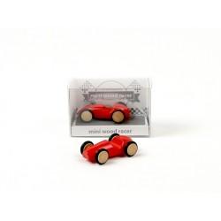 Voiture de course Mini en bois