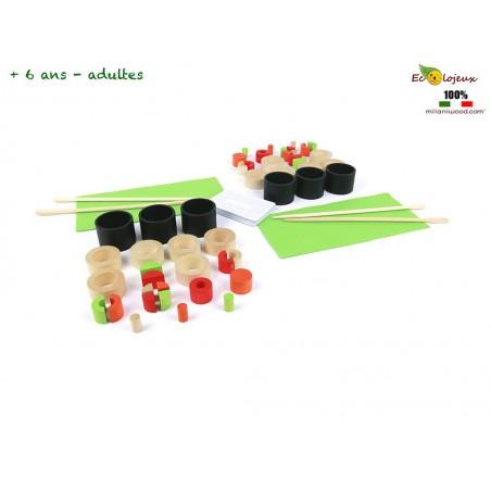 Makemaki Défi pour 2 Chefs Sushis