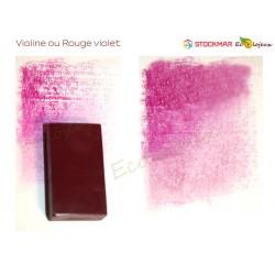 Stockmar Bloc de cire à colorier Violine Mercurius France Waldorf Ecole
