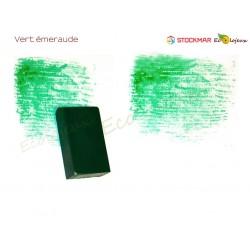 Stockmar bloc de cire à colorier Vert émeraude
